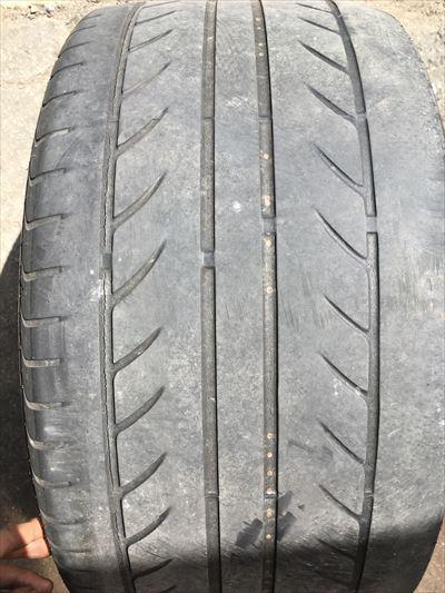 ポルシェ ボクスターS タイヤ交換
