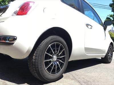 FIAT500 Partire CLASSICA