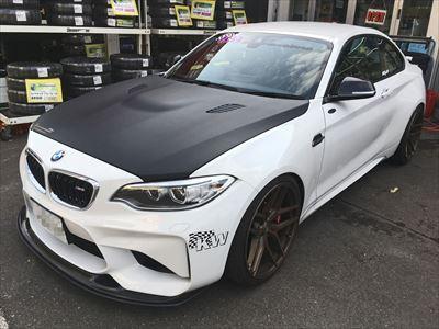 BMW M2 KW クラブスポーツ