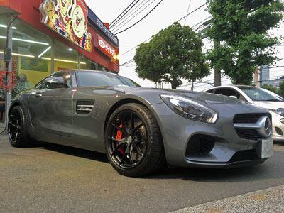HRE P101 メルセデス AMG GTS